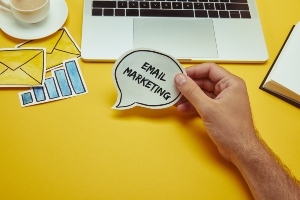 email marketing: seo